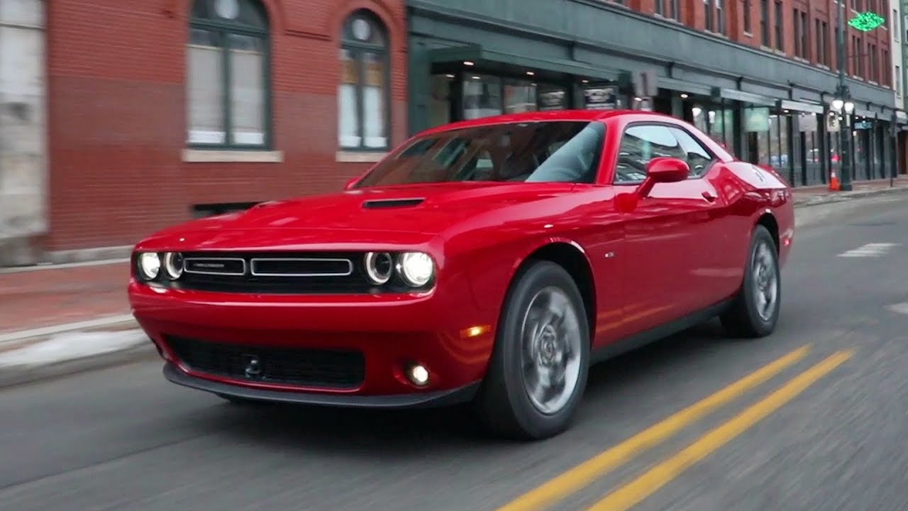 2017 dodge challenger gt awd awesome interior and drive. Black Bedroom Furniture Sets. Home Design Ideas