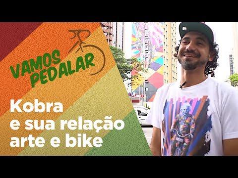 Vamos Pedalar | Eduardo Kobra e Lauro Chaman