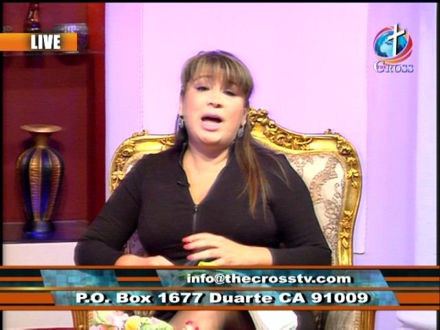 Living a Supernatural Life with God Prophetess Silvia Guerrero 12-08-2016