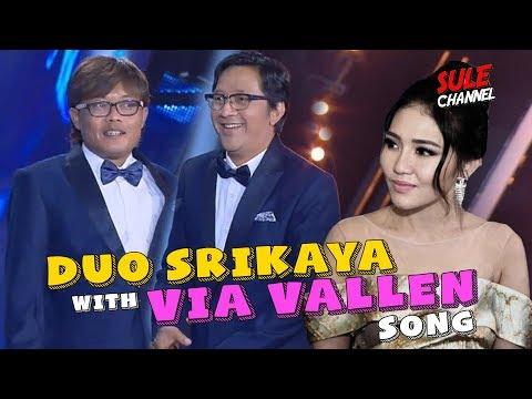 DUO SRIKAYA with VIA VALLEN Song