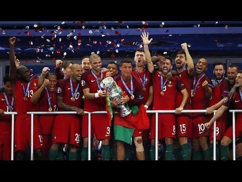 """""""The only goal"""" - Eder vs France"""