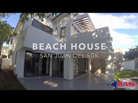 Beach House - La Talanguera - San Juan del Sur - Nicaragua -