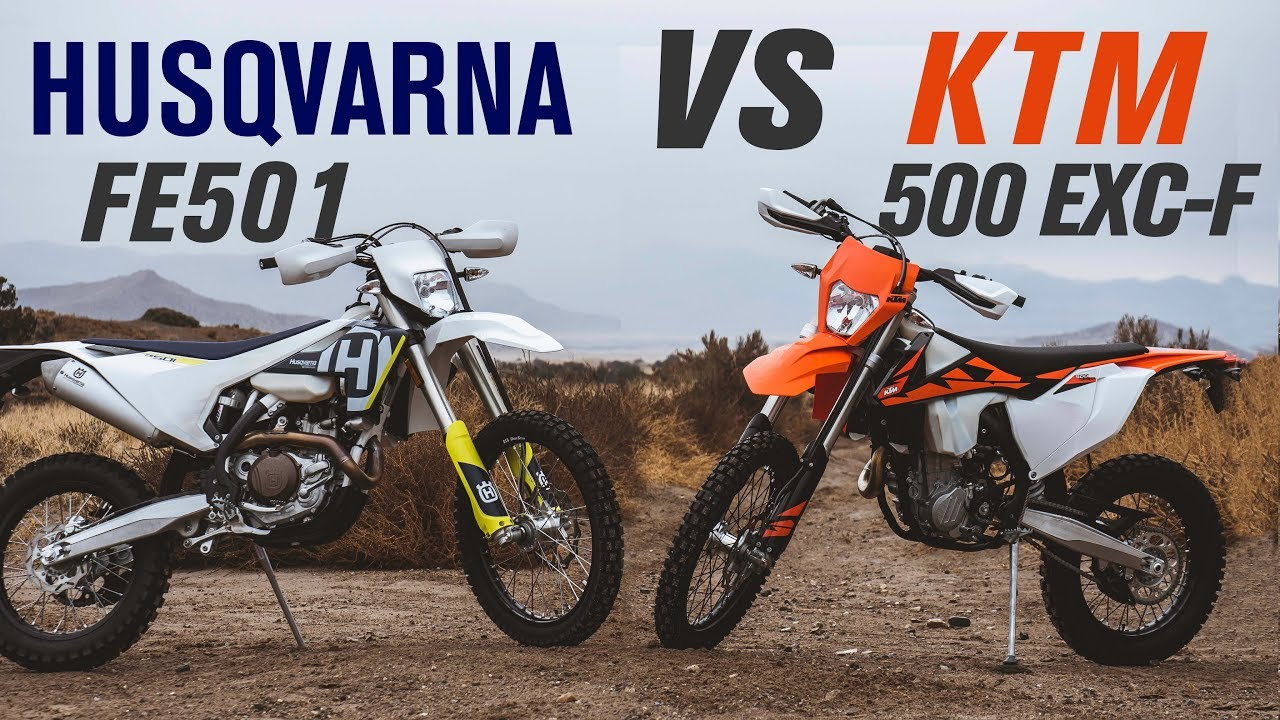 $10,399: 2016 KTM 500 EXC Dual Purpose Overview and Review - YouTube