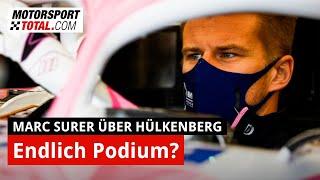 Marc Surer: Warum Nico Hülkenberg beim F1-Comeback 2020 im Racing Point kein Podiumskandidat ist