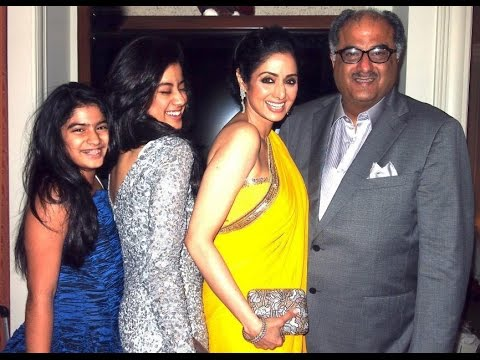 Image result for sridevi family