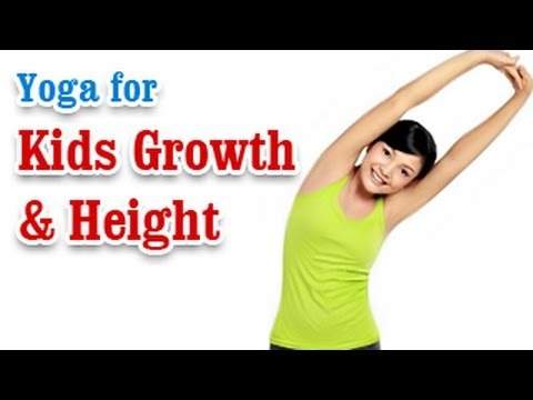 Yoga For Kids Growth Height
