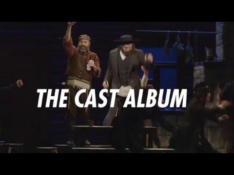 Inside The Studio Recording The Broadway Cast Album