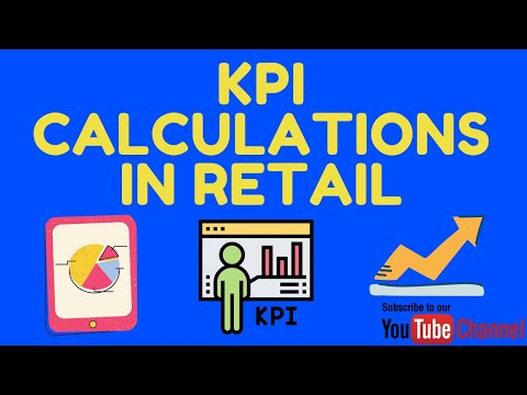 kpi retail meaning