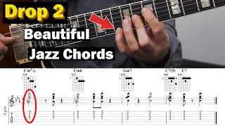 How To Learn Drop 2 Jazz Chords The Right Way