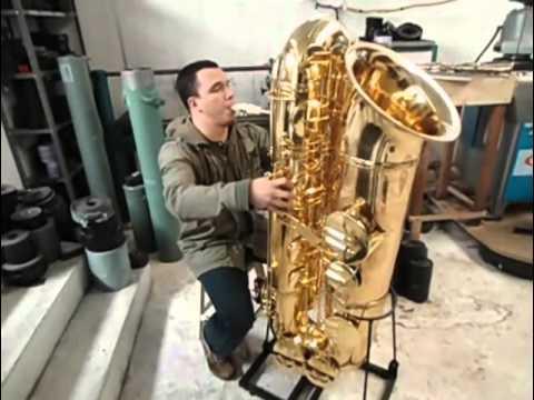 Subcontrabass saxophone 1