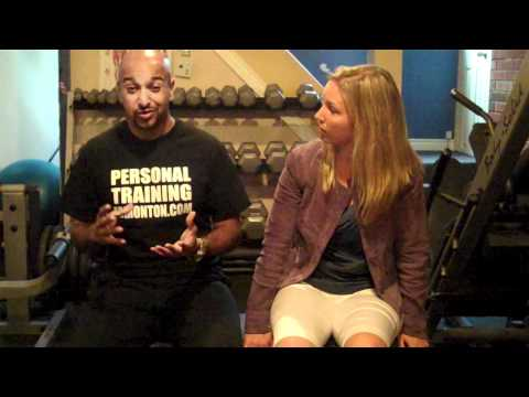 Edmonton Personal Trainer – Weight Loss and your Mattress