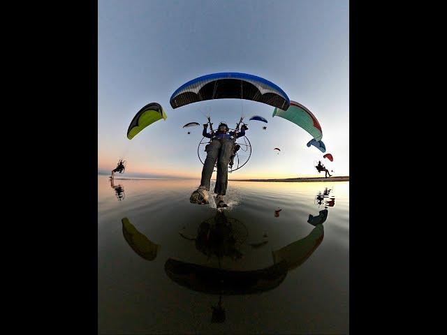 Gin Gliders Crew At Salton Sea 2021