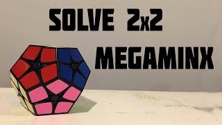 2x2 Megaminx Tutorial (Kilominx) Simple, Detailed