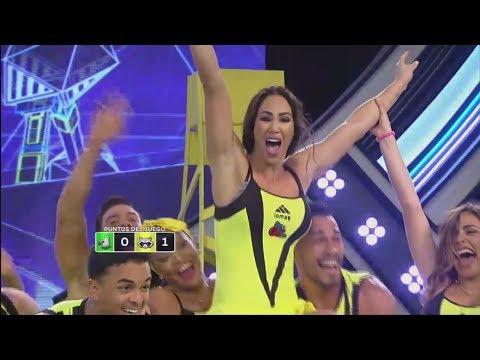 Rommelito y Melissa Loza triunfaron en el Circuito De Guerra