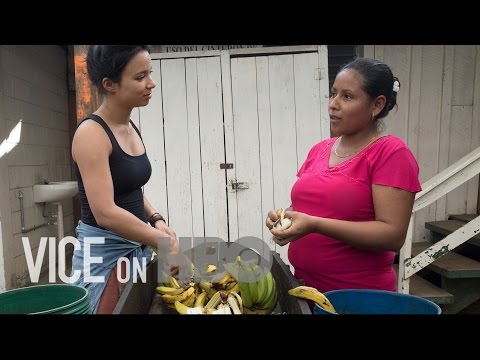 The Disease Threatening The World's Bananas: VICE on HBO