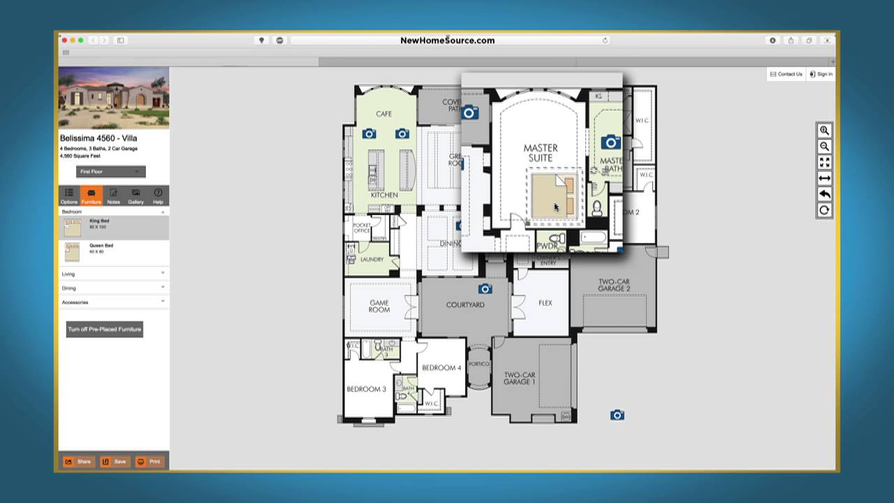 Nice Interactive Floor Plans Awesome Ideas