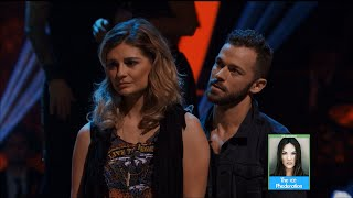Mischa Barton Elimination on Dancing with the Stars | LIVE 4-4-16