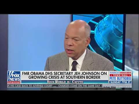 Michael Berry - Obama's DHS Sec: Population Of Orlando Showed Up On Border Over 2-Months