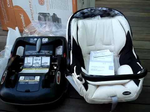 023744e7406a CarseatBlog.com  Combi Shuttle 33 Infant Carseat Unboxing - Part II ...