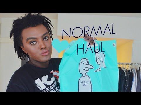 ♡ NORMAL HAUL #1