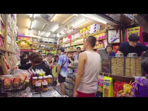 Bangkok - China Town (Yaowarat Road)   4K  
