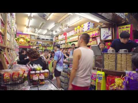 Bangkok  China Town Yaowarat Road  4K