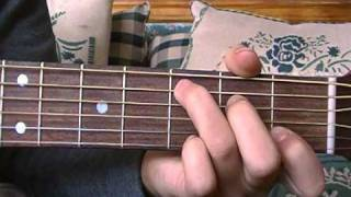 How to play Keep on the Sunny Side on Guitar