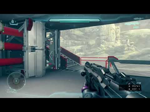 full round of infection - Halo 5