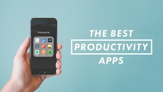 The Best Productivity Apps for iPhone / Android // Vlog #54
