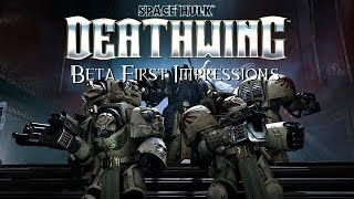 Space hulk: Deathwing - Beta First Impressions - 40Gaming