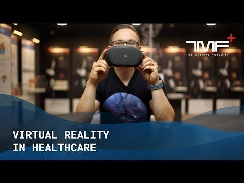 .VR 和 AR 將改變我們的看病方式