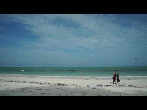 kiwengwa beach zanzibar