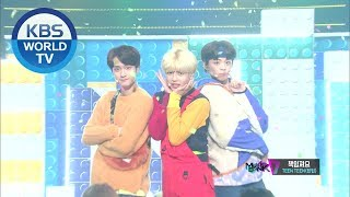 ▶teen teen(틴틴) - it's on you(책임져요) [music bank hot debut / 2019.09.20] ▶subscribe kbs world official pages subscribe:https://www./kbsworld...