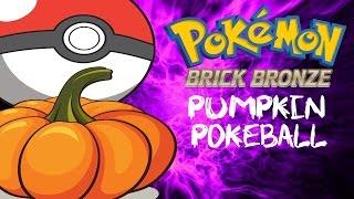 Roblox Pokemon Brick Bronze Extras - Pumpkin Pokeballs!