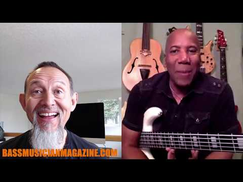 Bass Musician Magazine - Conversation with Nathan East on His Yamaha BBNE2 Signature Bass