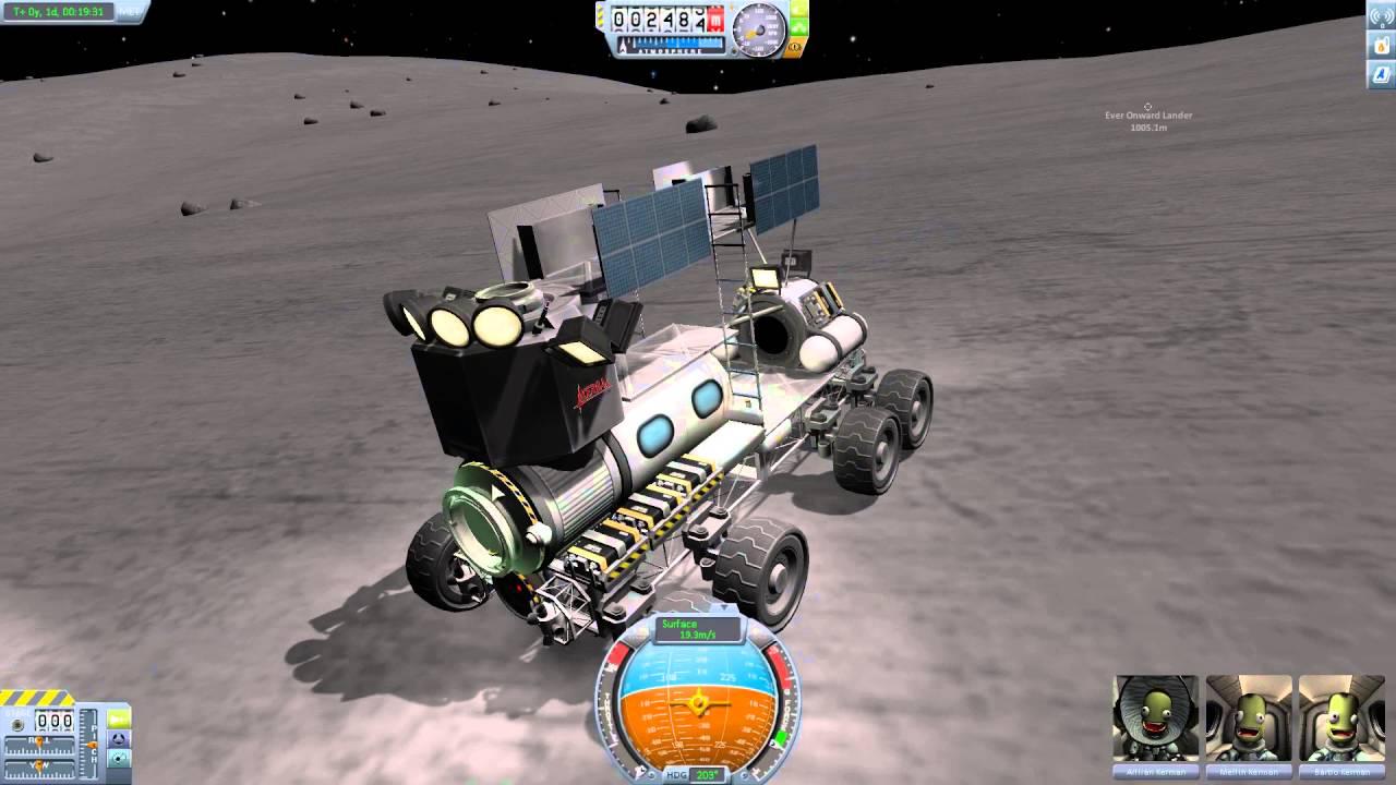 ksp mars exploration rover - photo #9