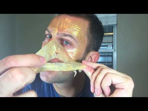 Gold Mask Peel and History of World&39;s Greatest Animals with Adam