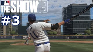 HITTING HOME RUNS AND THE CYCLE? | MLB The Show 19 | Road To The Show #3