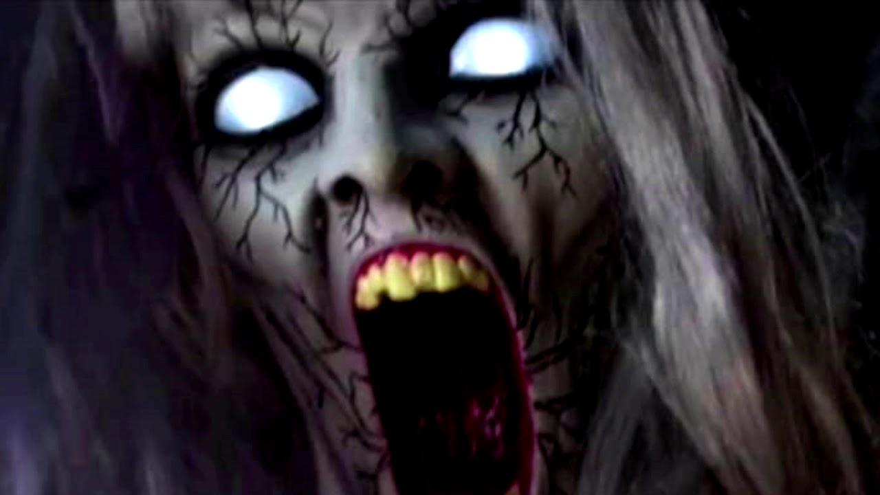 Woman Scream Jump Scare Sound Effect