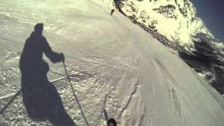 La Face de Bellevarde | Val d'Isere | GoPro HD HERO3 Thumbnail
