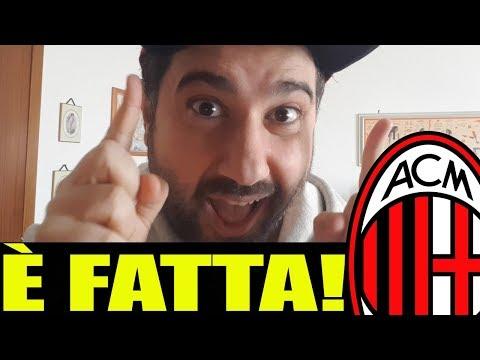[È FATTA] COLPO DEL MILAN || Calciomercato Milan