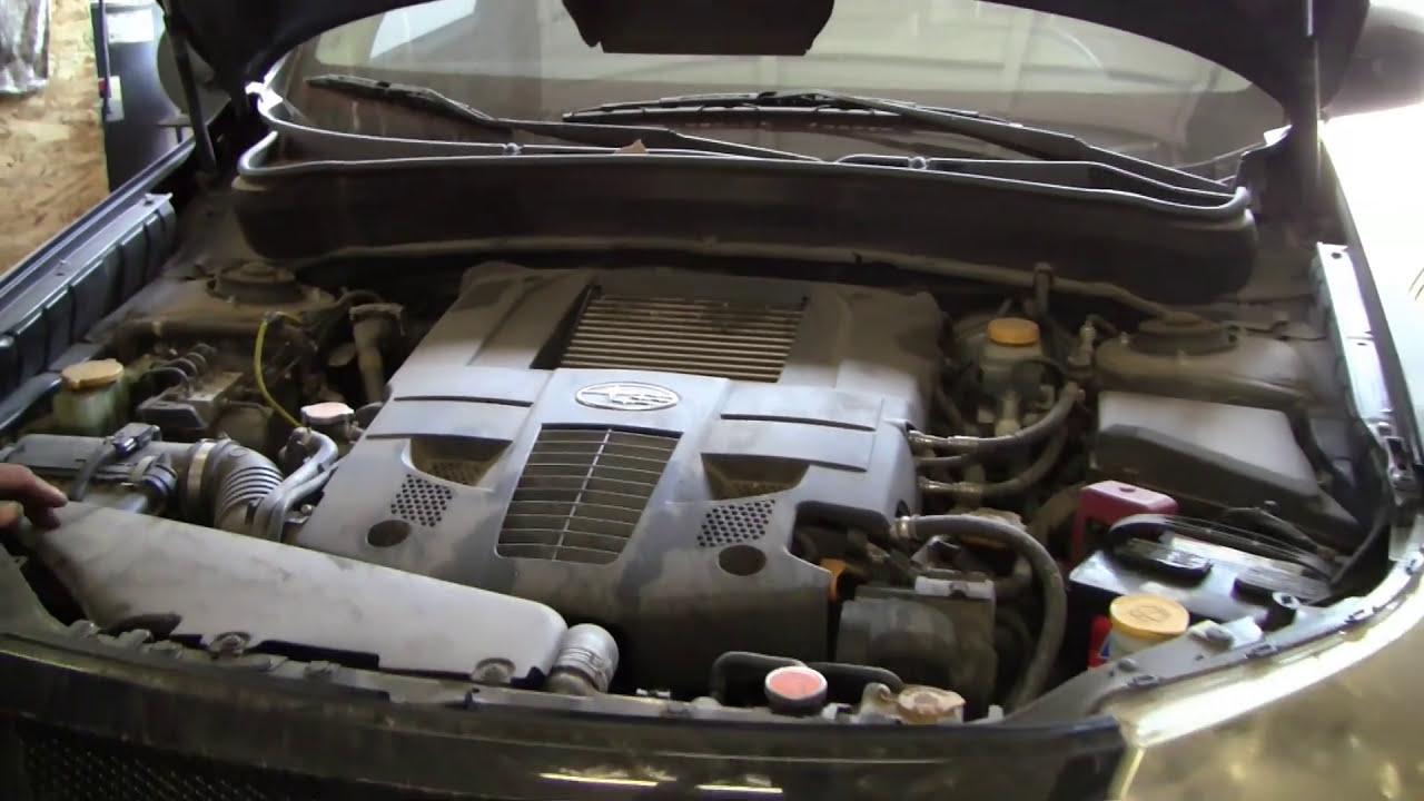 medium resolution of 2009 subaru forester xt turbo ej25 engine extraction removal full directors cut