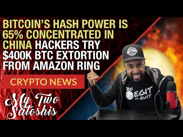China Bitcoin Mining Factories Make Up 65% of Hash Power, Is Bitcoin Actually Centralized?