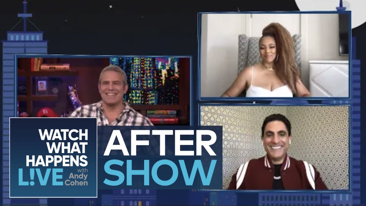 After Show: Reza Farahan Shares Thoughts on Tommy Feight | WWHL