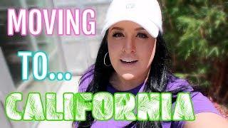 MOVING TO LOS ANGELES?! | Kait Nichole Travel Vlog 2017