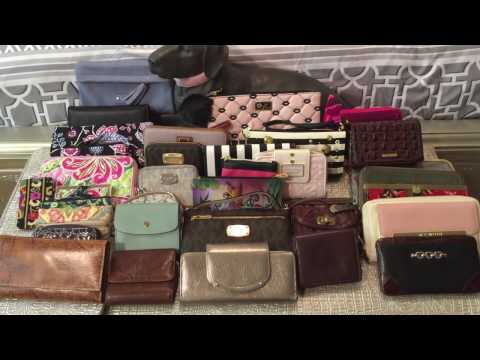 My wallet collection 2017. I hope you enjoy :)