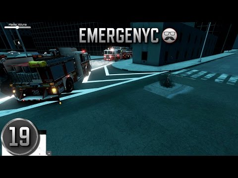 EmergeNYC Game ▬ Tech Demo Video #19 – No updates, just cruising around looking for trouble...