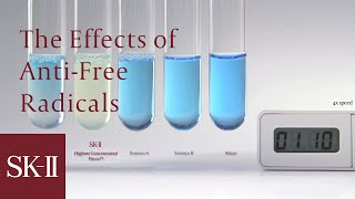 SK-II: See the rapid effect of anti-free radicals