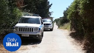 Body of American molecular biologist found in Greece