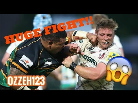 [2017] RUGBY FIGHTS AND BRAWLS